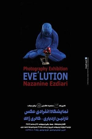 نمایشگاه عکس «سیر تکاملی» در گالری ژاله
