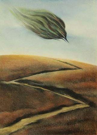 گالری گلستان، میزبان نقاشیهای علیرضا اسماعیلی