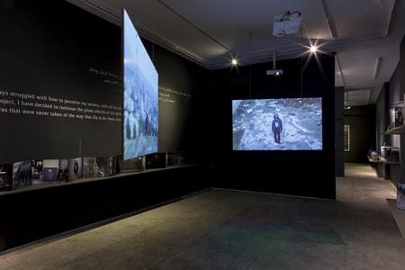 مروری بر نمایشگاه اخیر «نیوشا توکلیان» در گالری آب انبار