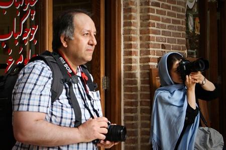 نیمه دوم بهار ۹۶ با کلاسهای «آموزشگاه عکاسی حرفهای»