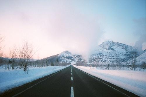 زمستانی فریبنده در عکسهای تاکاشی سوگو