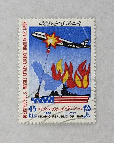 «تمبرهای یک انقلاب» در گالری Ag