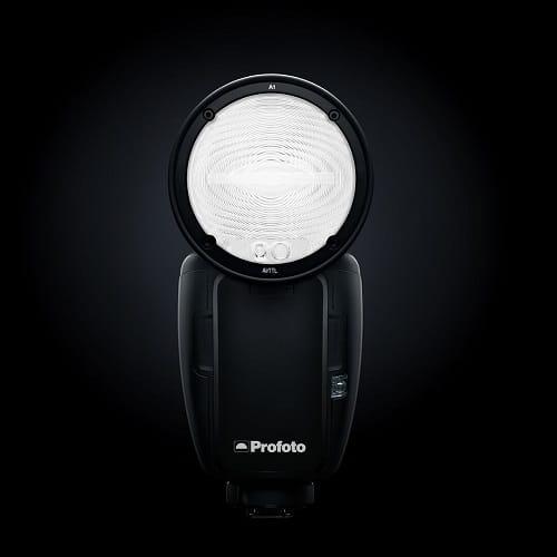 پروفوتو A۱؛ کوچکترین فلاش استودیویی جهان