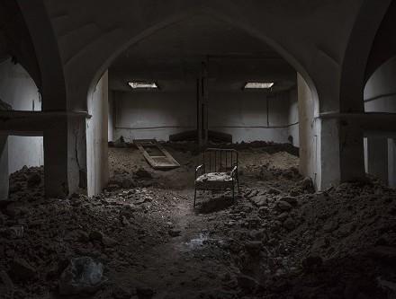 نمایشگاه «گذشتهی استمراری» در گالری راهابریشم