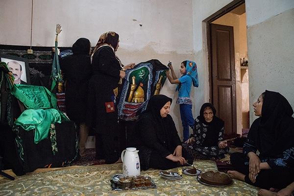 مریم نجاتی بوشهری