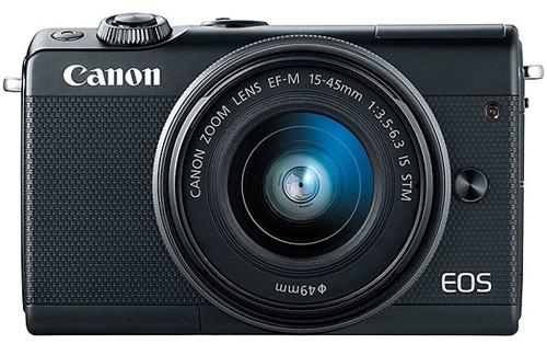 Canon M۱۰۰؛ جدیدترین دوربین بدون آینه کانن