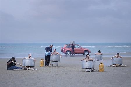 «ایران: سال ۳۸»، عکسهایی از عکاسان ایرانی در فرانسه