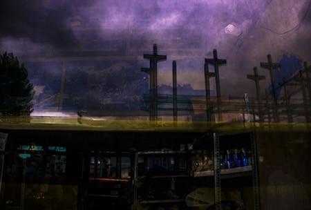 نقد نمایشگاه: نگاهی به «رشت بازآرایی»