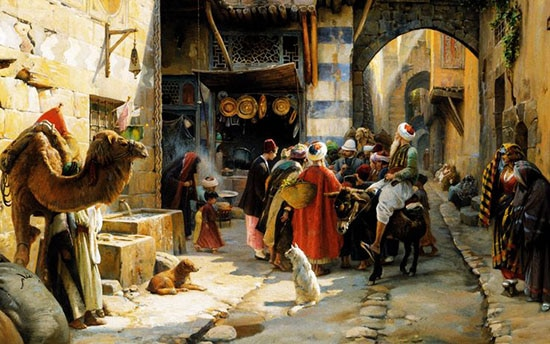 اگزوتیک یا شرق غریب؛ بررسی  مفهوم و مناسبات اگزوتیسم