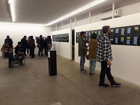نقد نمایشگاه امید صالحی: من دو اسم دارم؛ اما من یکی است