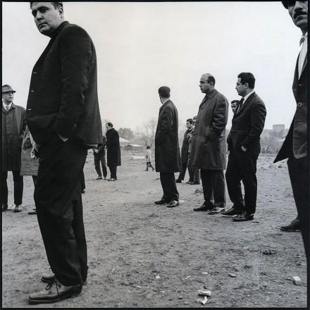 آی آدمها؛ یادداشتی بر عکس یحیی دهقانپور