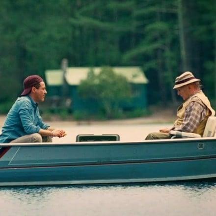 قایق روی آب