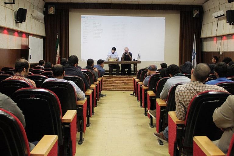 فایل صوتی نشست «عکاسی مستند» در دانشگاه سوره