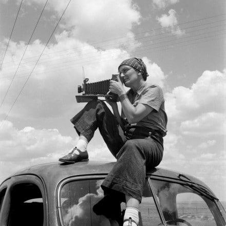 عکاسی و تغییر اجتماعی: لانگ و سیاستِ دیدن