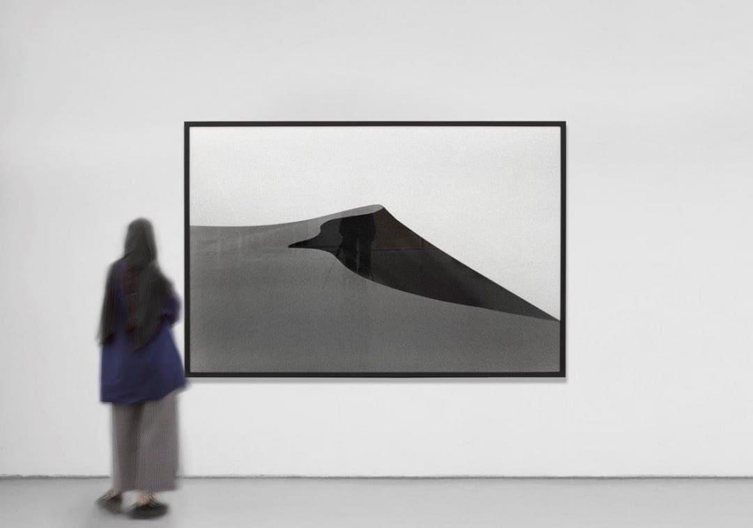 نمایشگاه «کویرهای نا خالی» جان پیر در پروژههای آران