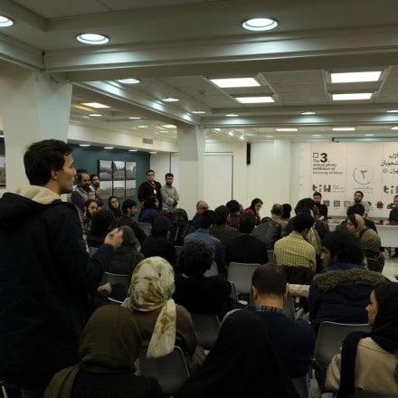 نشست بررسی مشکلات فضای آکادمیک در ایران