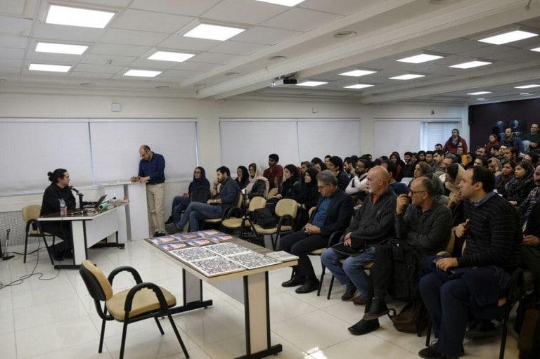 گزارش روز چهارم سومین سالانه عکس دانشجویان دانشگاه تهران
