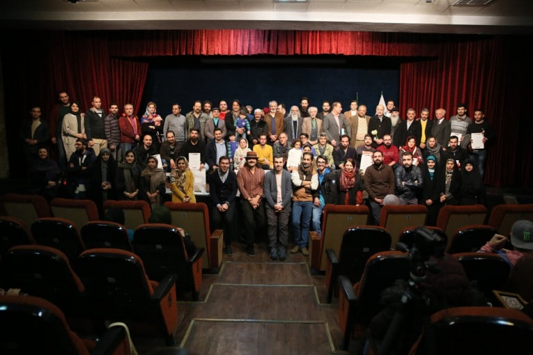 گزارش مراسم اختتامیه سیزدهمین جشنواره دوربین.نت