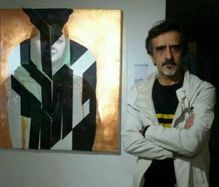 نمایشگاه ناصر شاکری در گالری دنا