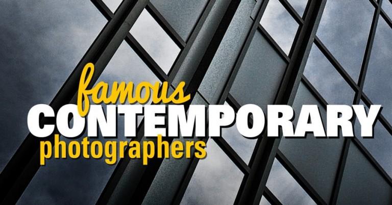 پانزده عکاس مشهور معاصر و عکسهایشان