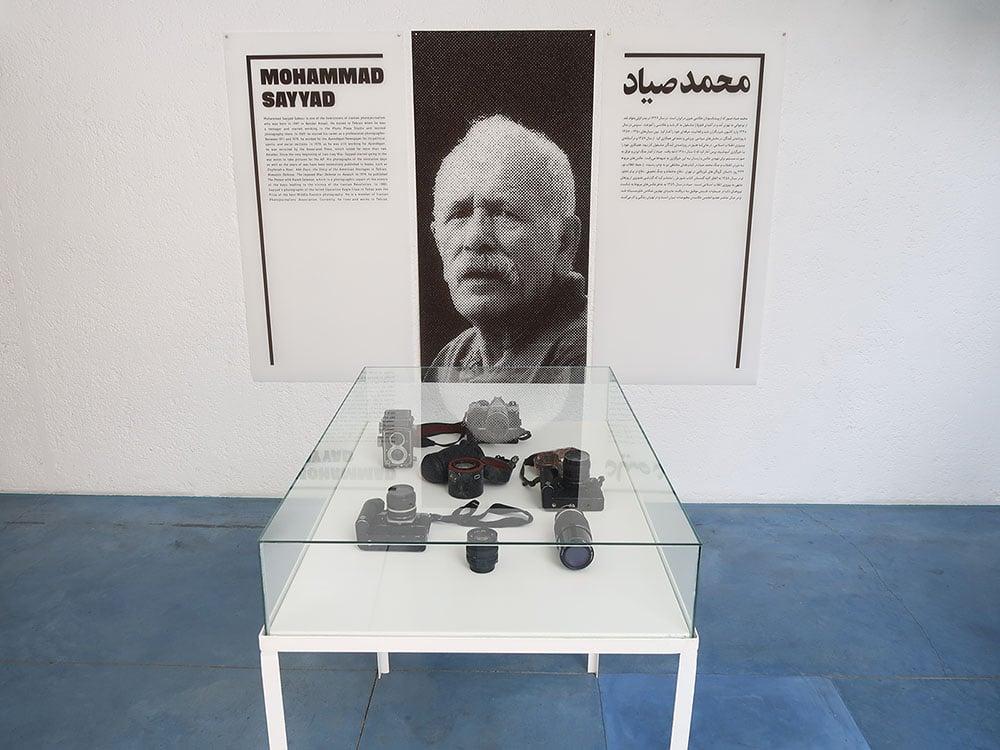 دربارهی کوچ اجباری: نقد نمایشگاه «اقلیم حیرانی» محمد صیاد
