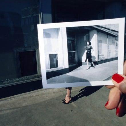 نمایش فناوری و امکانات هنری عکاسی پلارید در نمایشگاه «پروژه پلارید»