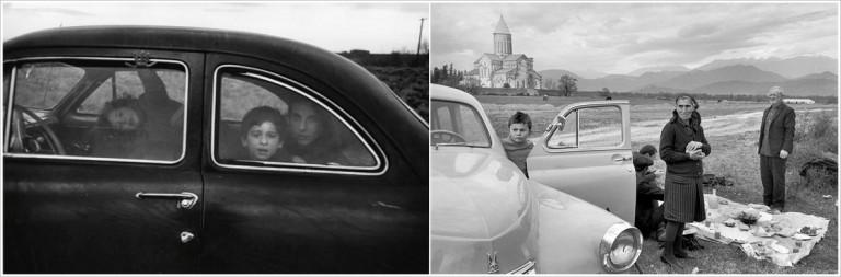 تفاوت دو نگاه: مقایسه آثار رابرت فرانک و هانری کارتیه برسون