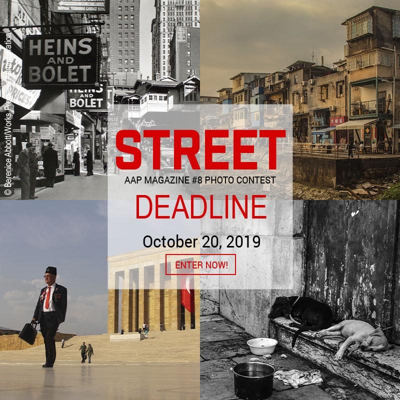 فراخوان شرکت در رقابت عکاسی خیابانی AAP