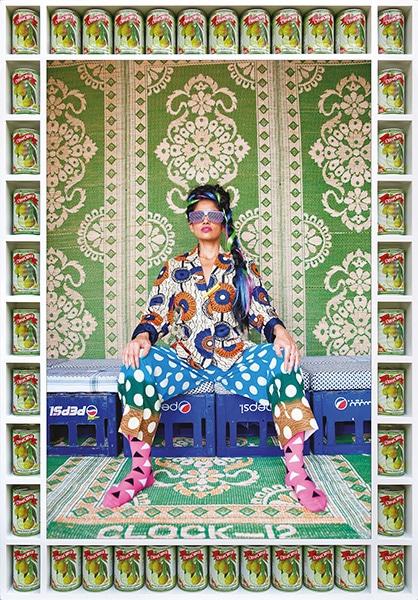 عکاسان معاصر جهان: حسن حجاج، پاپآرتیست مراکشی