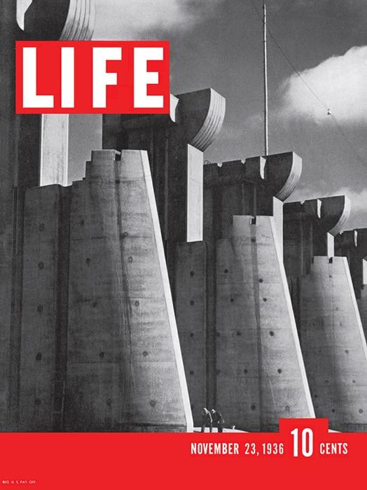 نمایشگاه عکسهای مجله لایف در اطلس گالری لندن