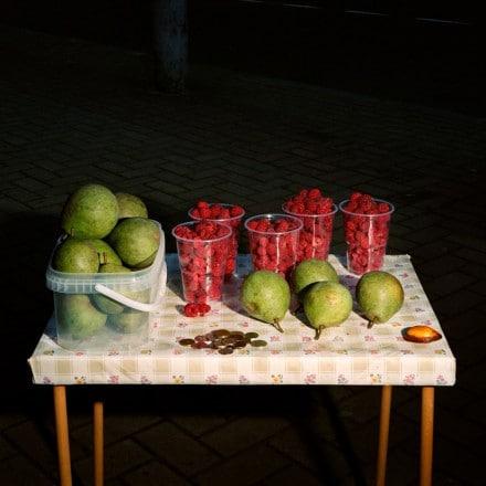 نمایشگاه عکسهای لیا داریِس در گالری رُبرت مُرات برلین