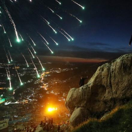 نگاهی به عکسهای برگزیده سال ۲۰۱۹: جامعه و فرهنگ