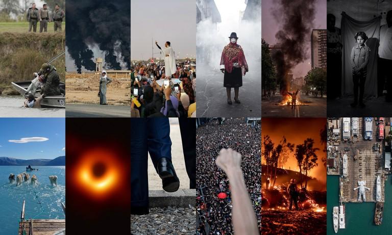 نگاهی به عکسهای برگزیده سال ۲۰۱۹ در رسانههای جهان