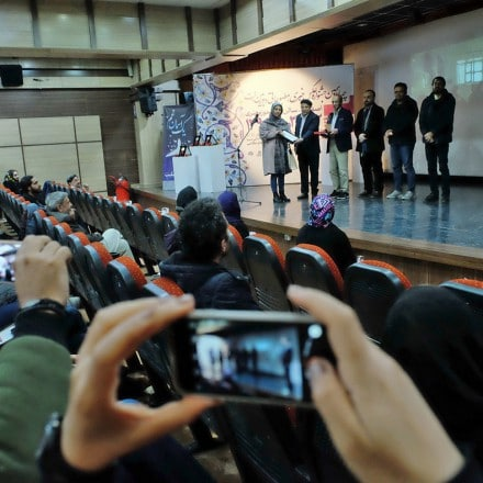 گزارش آیین اختتامیه چهاردهمین جشنواره عکس دوربین.نت