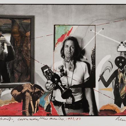 نمایشگاه آثار رنه بوری در موزه الیزه سوییس