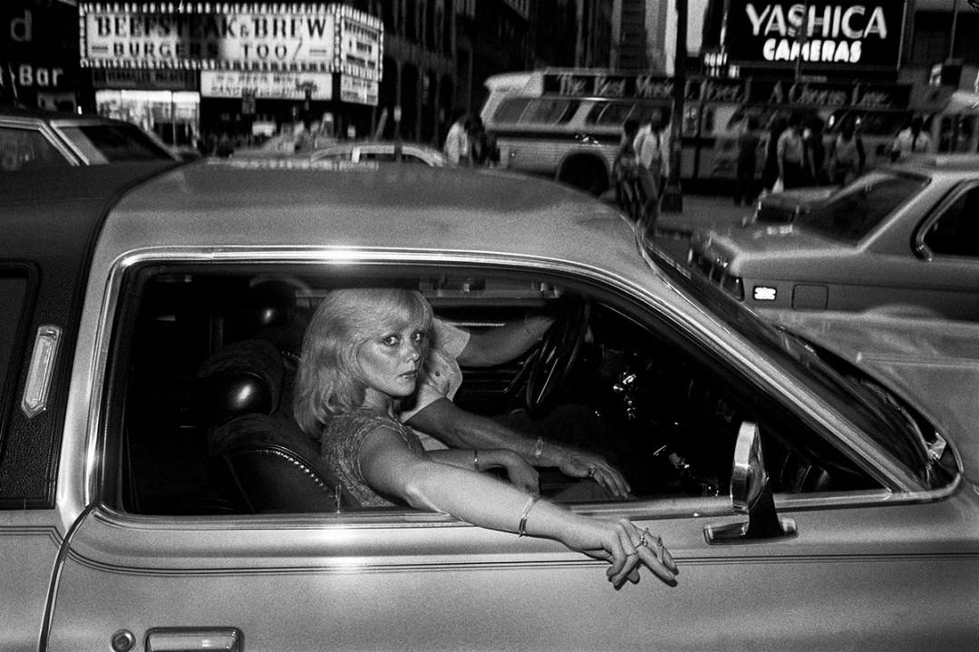 نمایشگاه عکسهای بروس گیلدن در آمریکا
