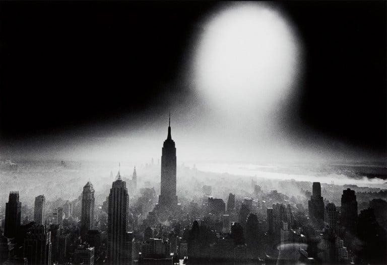 نمایش عکسهای مکتب نیویورک در آمریکا