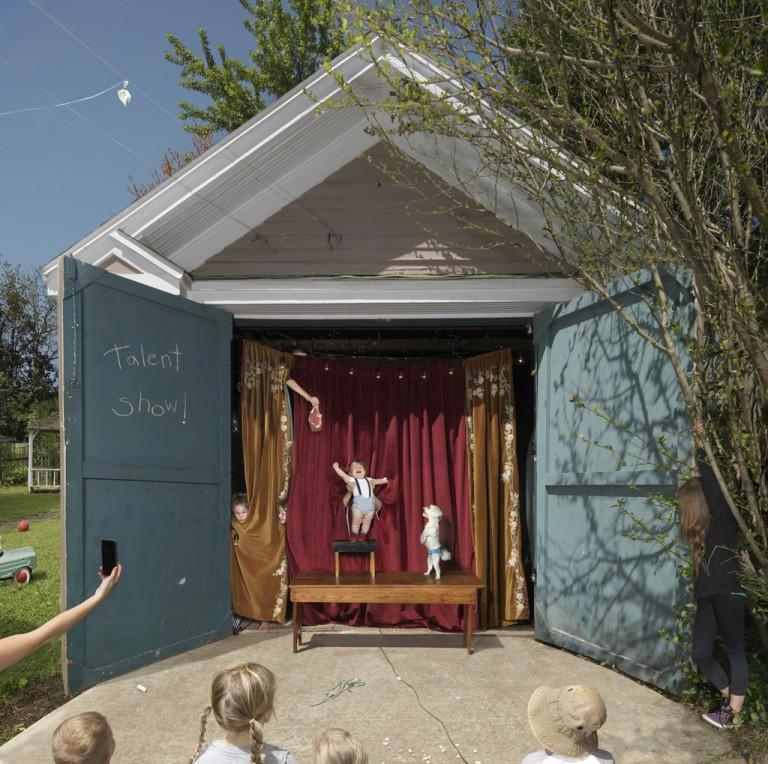 جدیدترین نمایشگاه آثار جولی بلکمن در آمریکا