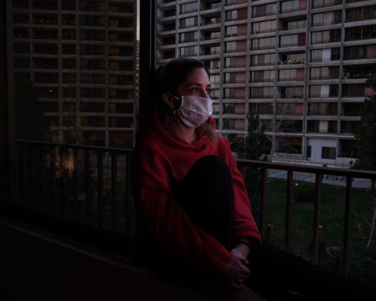 نیوشا توکلیان از تجربیاتش در دوران شیوع ویروس کرونا در ایران میگوید