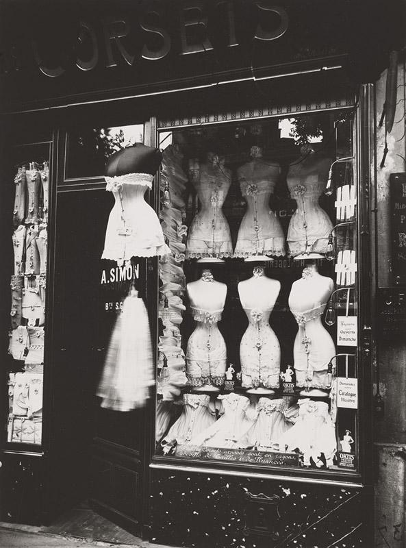 اوژن اتژه. بلوار د استراسبورگ، کرستها، 1912