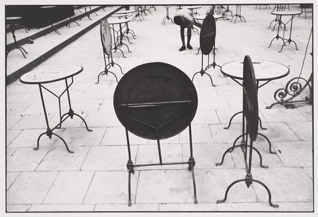 آنری کارتیه برسون. فلورانس، توسکانی، 1933