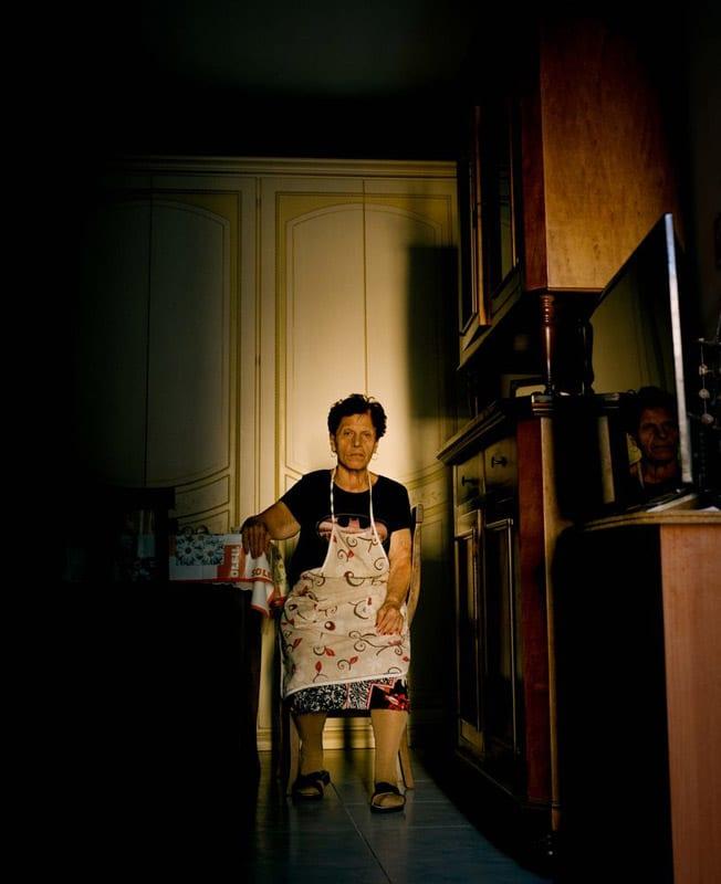 Sam Gregg از بریتانیا. از مجموعهی «ناپل را ببین و بمیر»