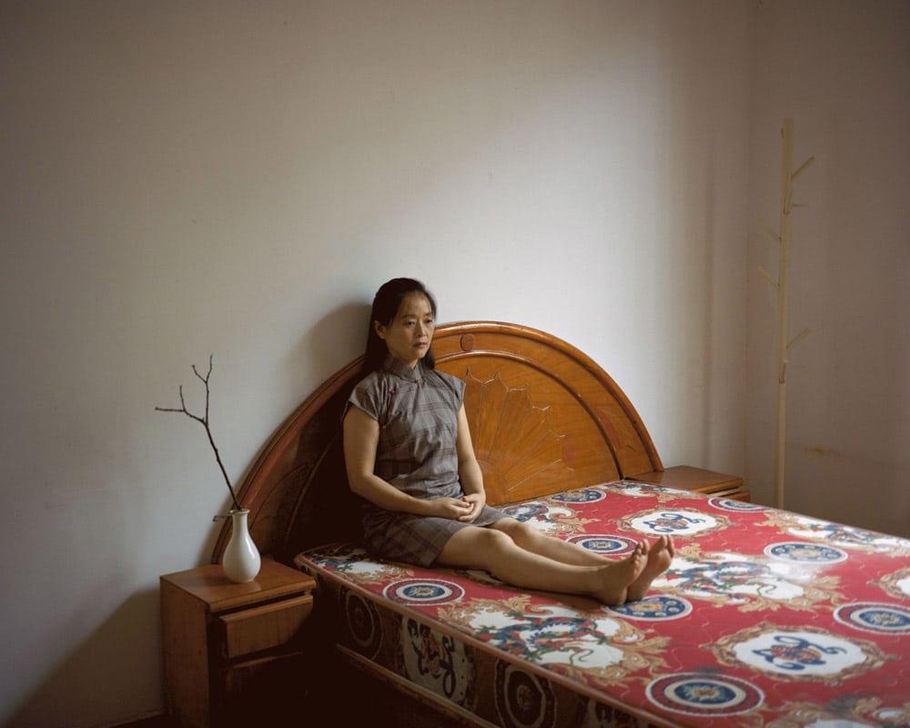 Yuanli Fang از چین. بدون عنوان، از مجموعهی Mercy Mountain