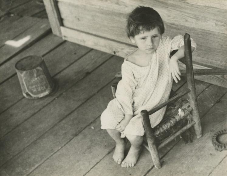 واکر اونز. لارا مینی لی تنگل، آلاباما، 1936