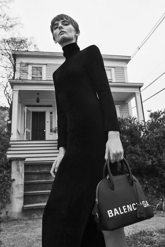 Robert Yager. از مجموعهی Balenciaga Summer 2019 Campaign، رتبه اول دسته تبلیغات-فشن (حرفهای) مسابقه عکاسی توکیو 2019