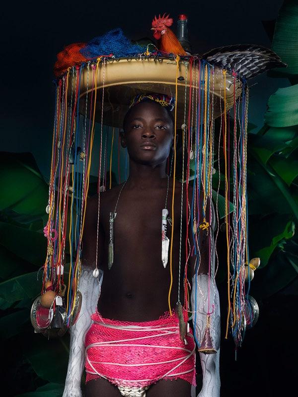 Namsa Leuba. آزاکا وِکه، بنین، 2017