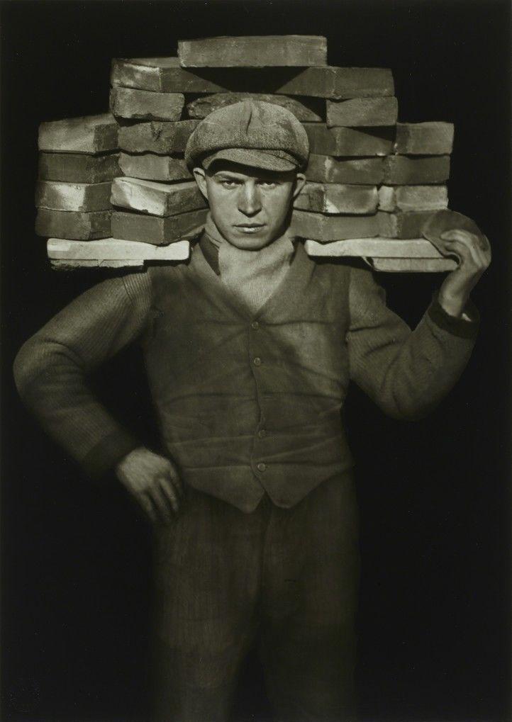 August Sander. بنا، 1928