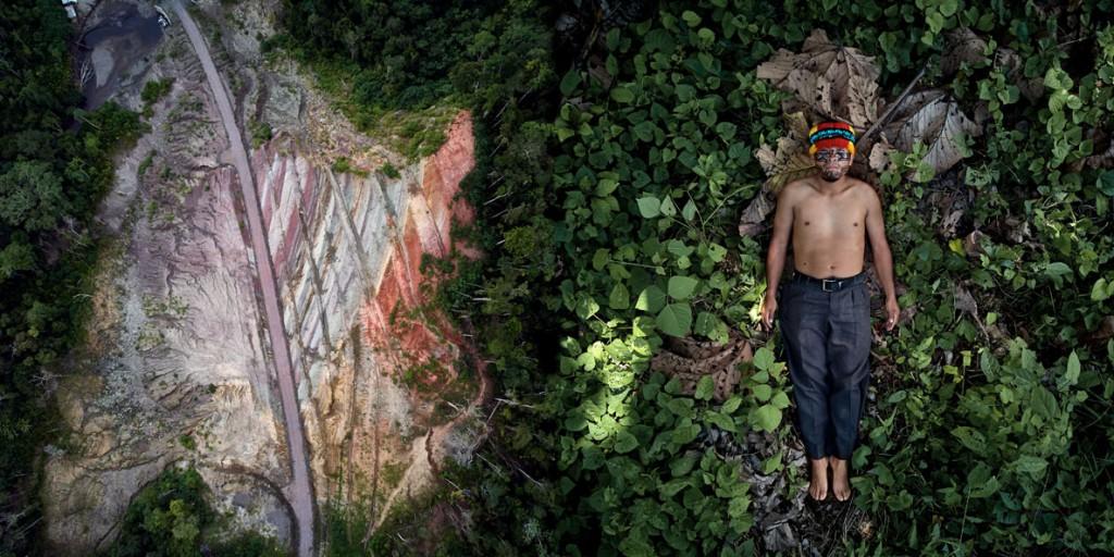 Pablo Albarenga از اوروگوئه، عکاس سال مسابقه عکاسی سونی 2020. از مجموعهی Seeds of Resistance، مقام اول دسته «خلاقه» بخش حرفهای
