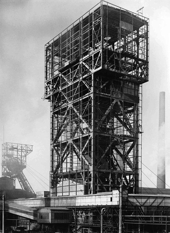 آلبرت رنگر پتچ. معدن زغالسنگ Heinrich- Robert، 1951