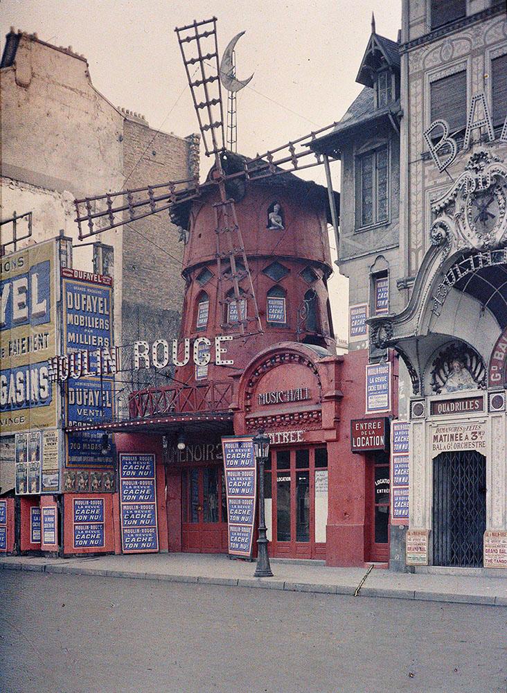 نمایشگاه «پاریس ۱۹۱۰ – ۱۹۳۷: نگاهی به کلکسیون آلبر کان» در پاریس